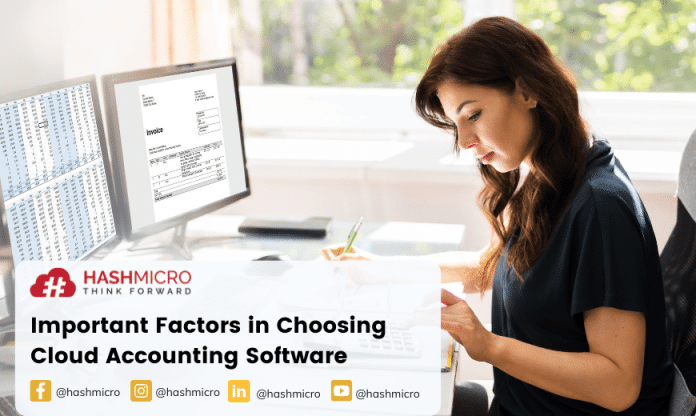 The Best Accounting Software - Factors to Consider