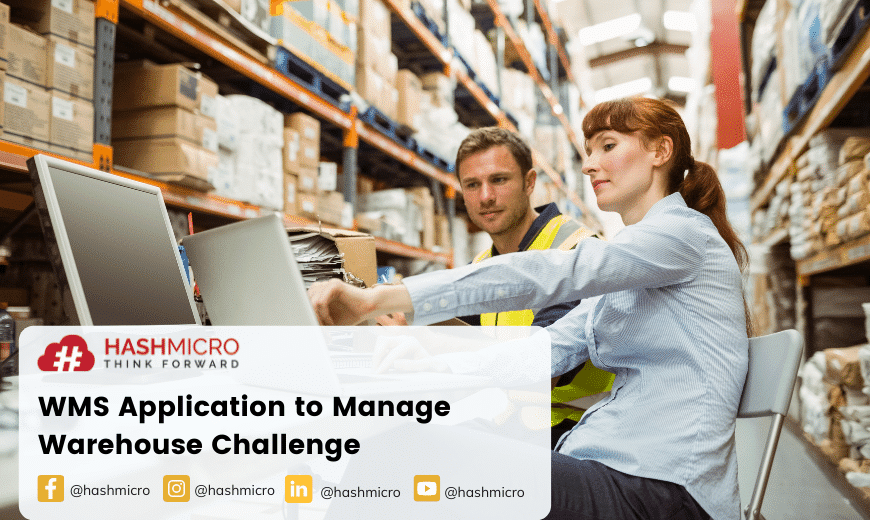 WMS Application to Manage Warehouse Challenge