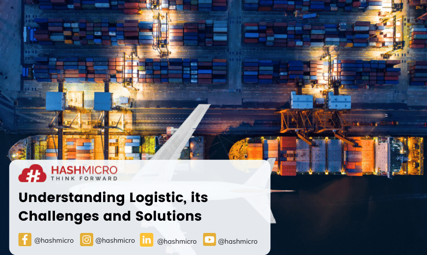 Logistic Definition   Challenges and Solution