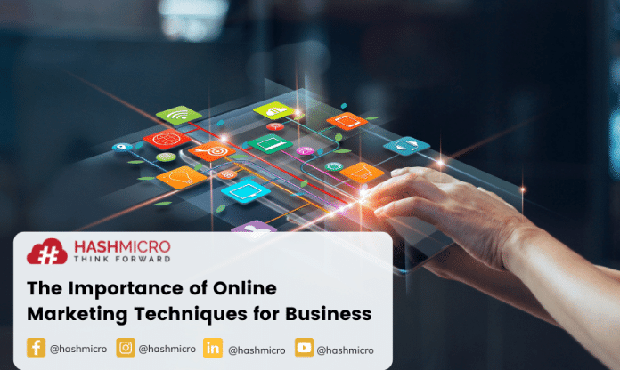 The Importance of Online Marketing for Business