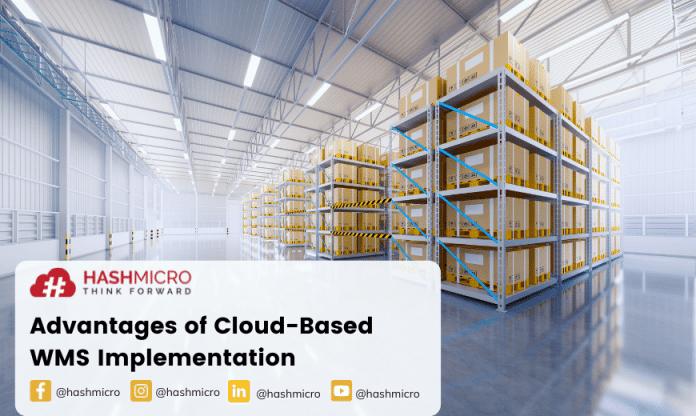Cloud Warehouse Management - Advantages of Implementation