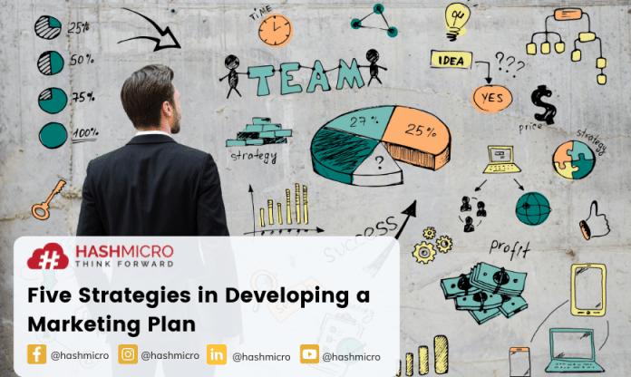 Five Strategies in Developing a Marketing Plan