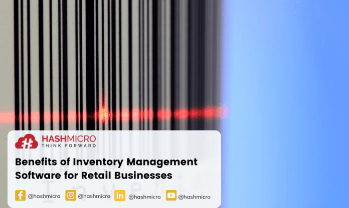 Benefits of a Stock Management System for Retail