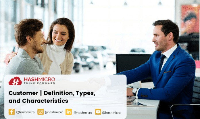 Customer | Definition, Types, and Characteristics