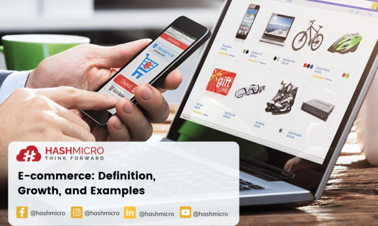 E-Commerce: Definition, Growth, and Examples