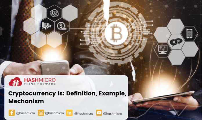 Cryptocurrency Mechanism