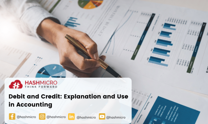 Debit and Credit Use in Accounting