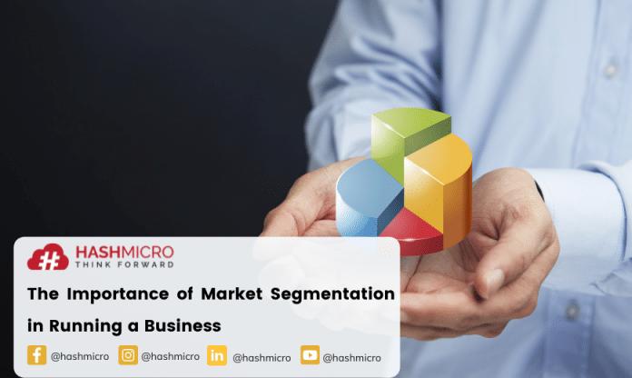 market segmentation is