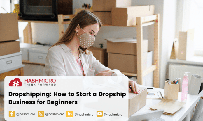 How to Start a Dropshipping Business for Beginners