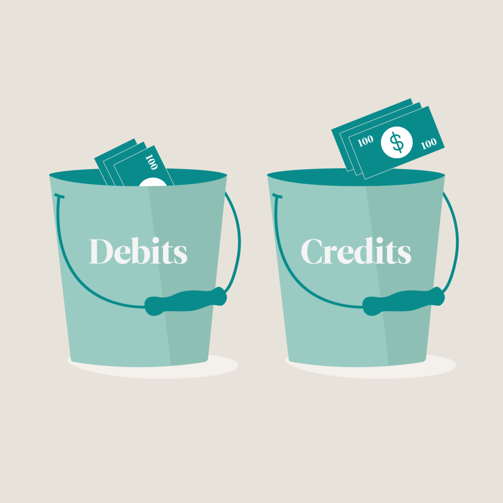 Debit and Credit Accounting