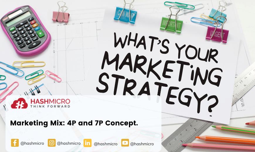 Marketing Mix: 4P and 7P Concept - BusinessTech