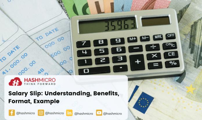Understanding Salary Slip
