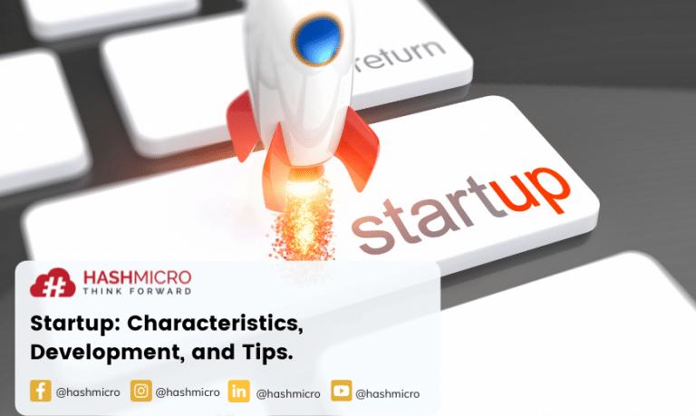 Startup: Characteristics, Development, and Tips