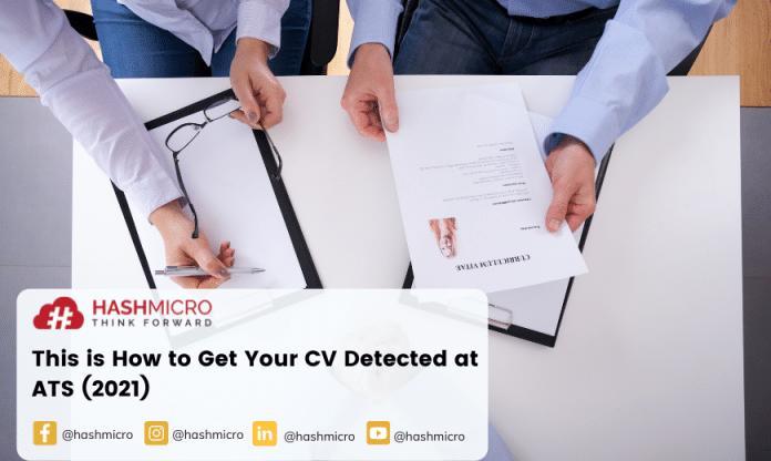 How to Make a CV Detected at ATS
