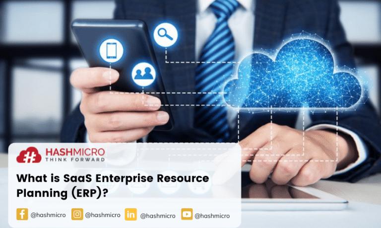 What is SaaS ERP (Enterprise Resource Planning)?
