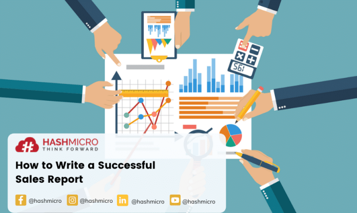 How to Write a Successful Sales Report
