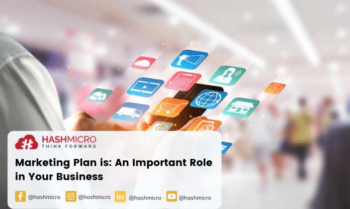 marketing plan is