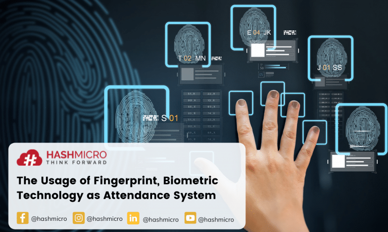 The Usage of Fingerprint | Biometric Technology as the Employee Attendance System