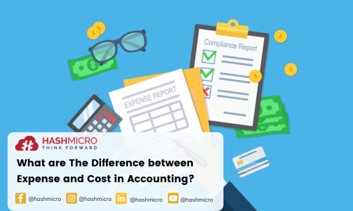 What are The Difference between Expense and Cost in Accounting?