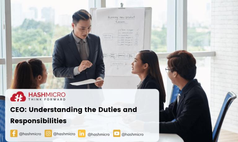 CEO: Understanding the Duties and Responsibilities