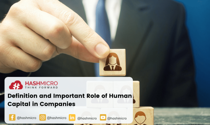 Definition and Important Role of Human Capital in Companies