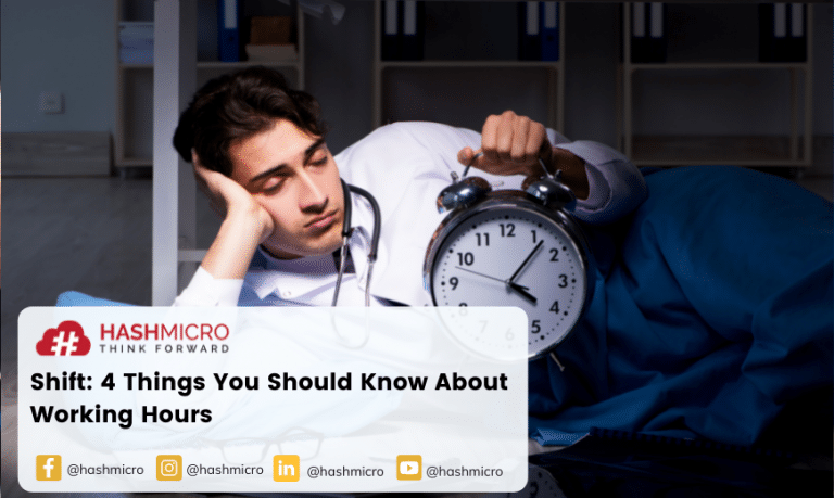 Shift: 4 Things You Should Know About Working Hours