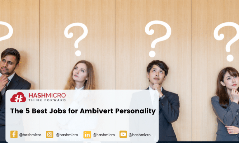 The 5 Best Jobs for Ambivert Personality