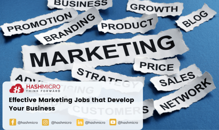 Effective Marketing Jobs that Develop Your Business
