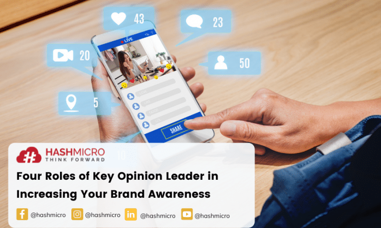 Four Roles of KOL (Key Opinion Leader) in Increasing Brand Awareness