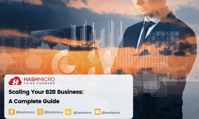 Scaling Your B2B Business: A Complete Guide