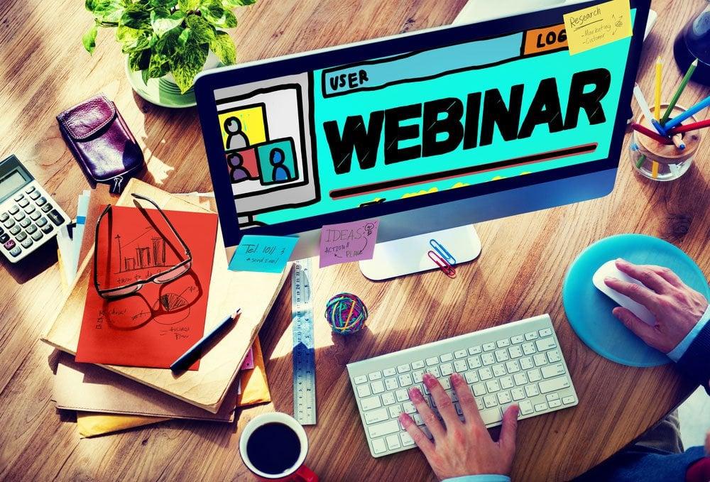 benefits of webinar