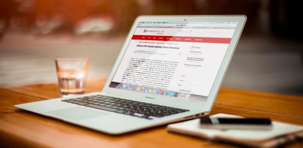 Software ERP Cocok untuk Segala Jenis Bisnis dan Industri