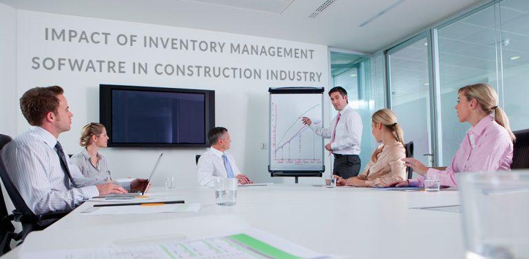 Manfaat Software Manajemen Inventaris untuk Industri Konstruksi