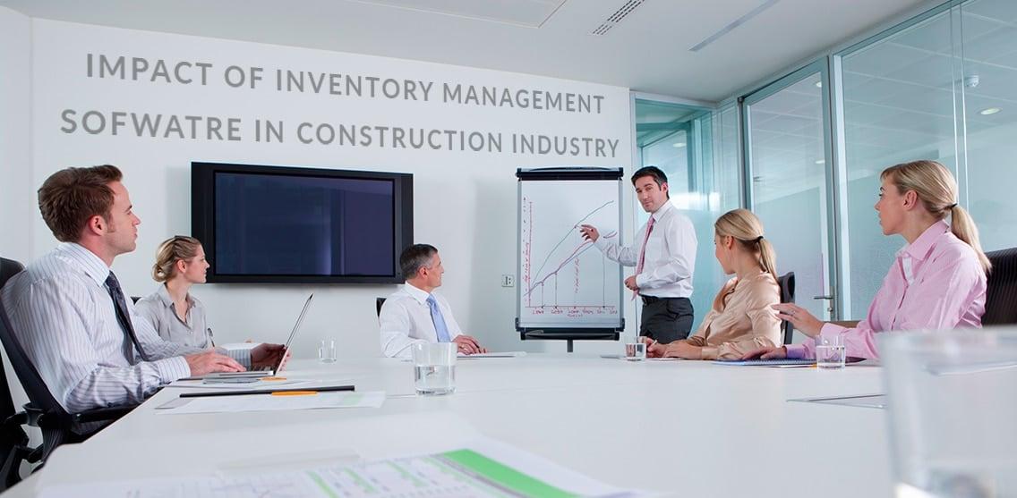 Manfaat Software Manajemen Inventaris bagi Industri Konstruksi