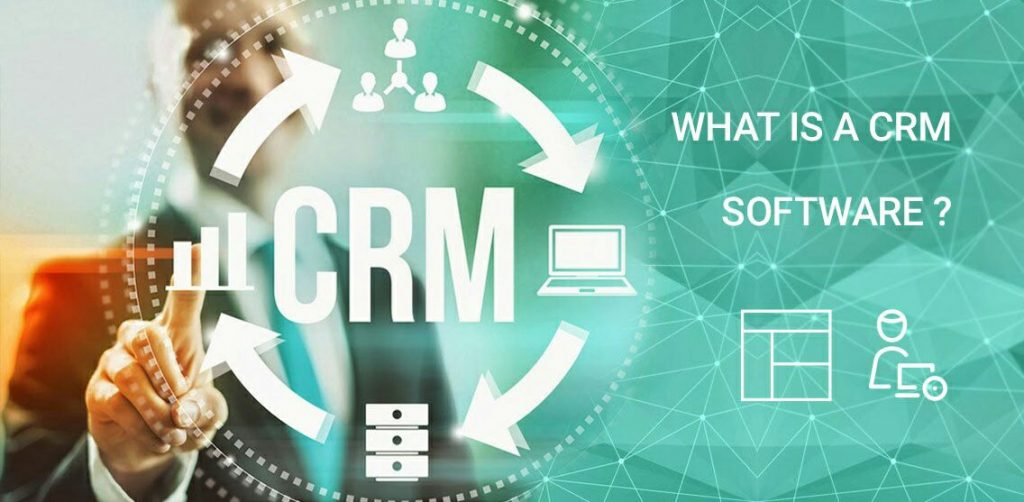 Customer relation management software