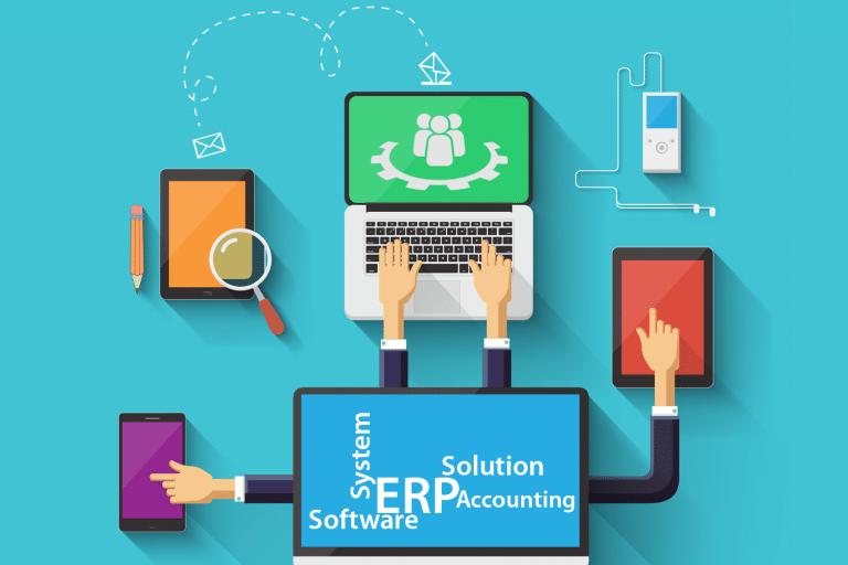 Apa Perbedaan Antara Sistem ERP dan Software Akuntansi?