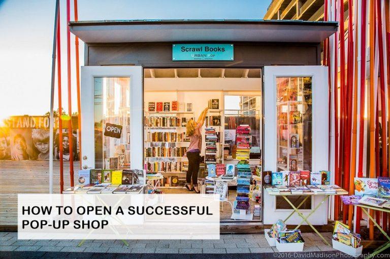 Ingin Membuka Pop-Up Shop? Simak 8 Tips Berikut Ini!