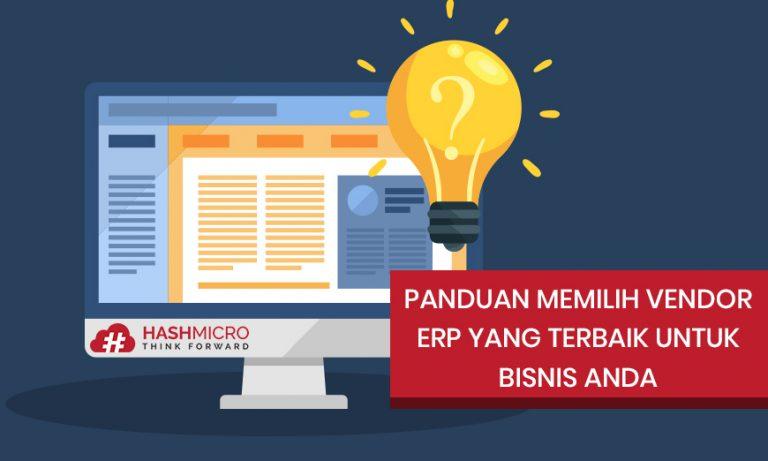 Bab V: Panduan Memilih Vendor ERP yang Terbaik untuk Bisnis Anda