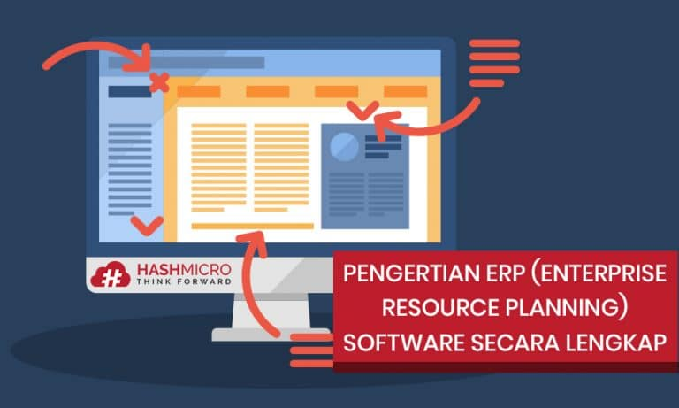 Bab I: Pengertian ERP (Enterprise Resource Planning) Software Secara Lengkap