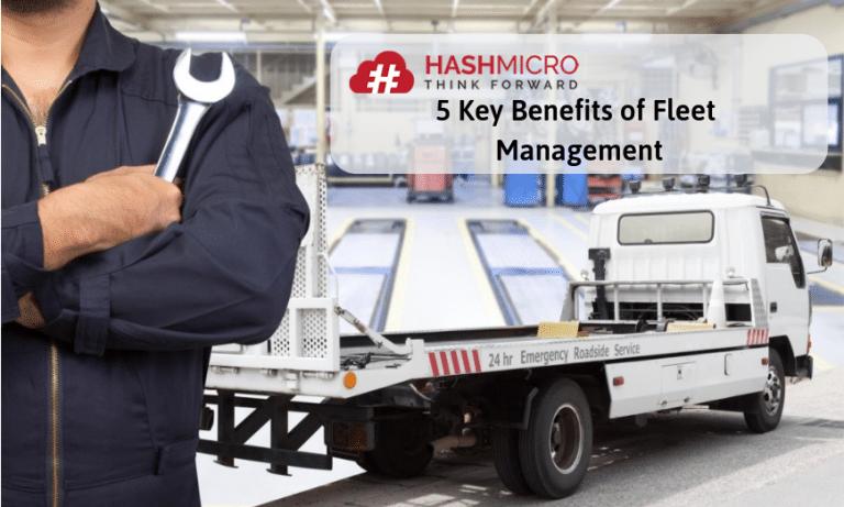 5 Manfaat Perawatan Kendaraan Perusahaan Anda