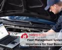 Alasan Sistem Manajemen Kendaraan Penting untuk Bisnis Anda