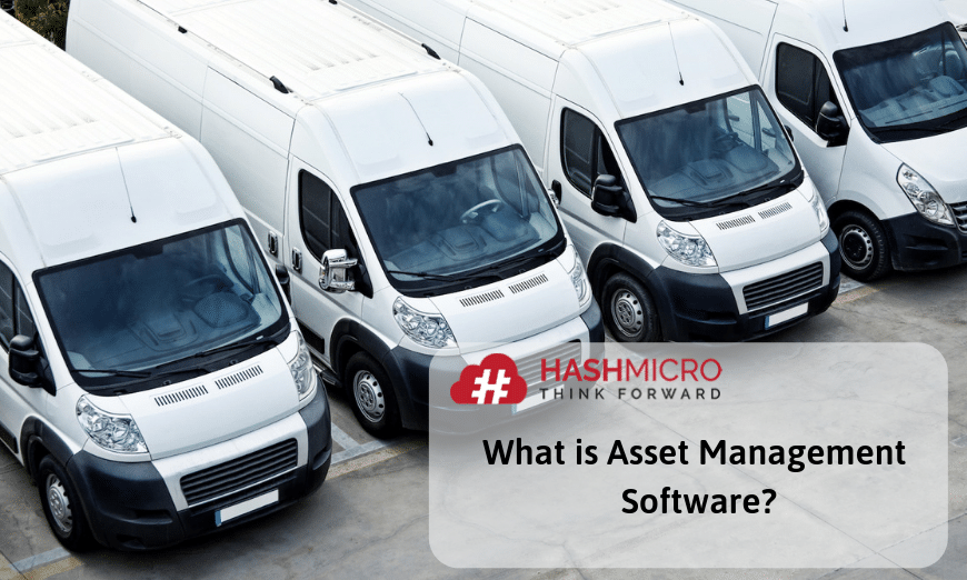 What is Asset Management Software