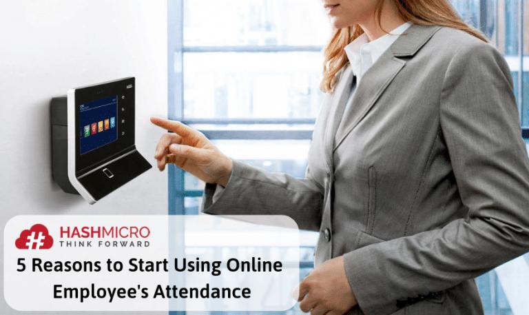 5 Alasan Untuk Beralih ke Absensi Karyawan Online