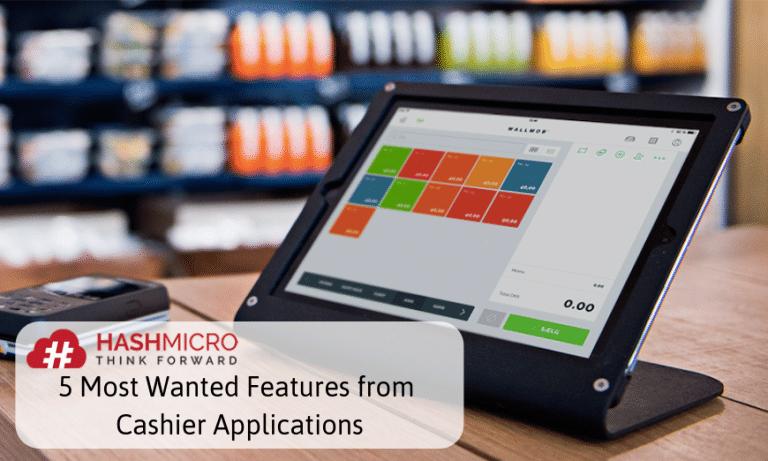 5 Fitur Aplikasi Kasir yang Paling Diminati Bisnis Retail