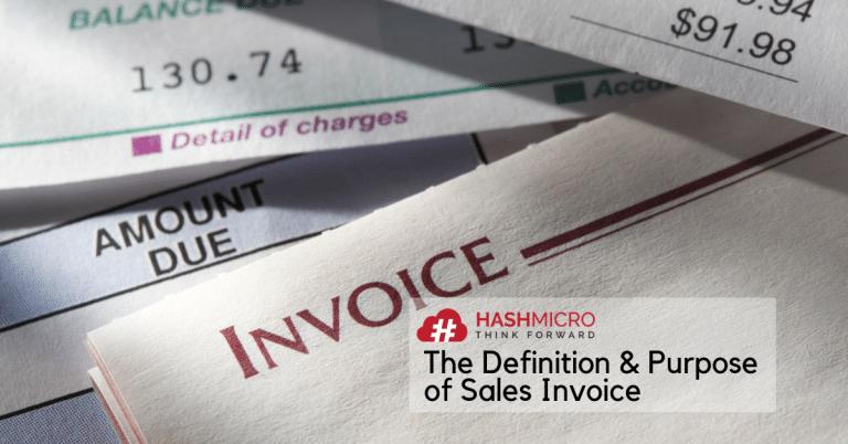 Faktur Penjualan: Definisi, Fungsi & Komponennya