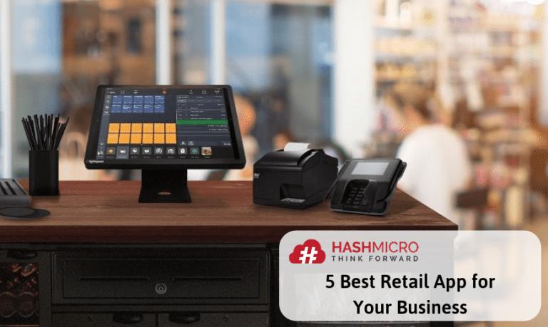 5 Aplikasi Toko Terbaik untuk Bisnis Ritel Anda