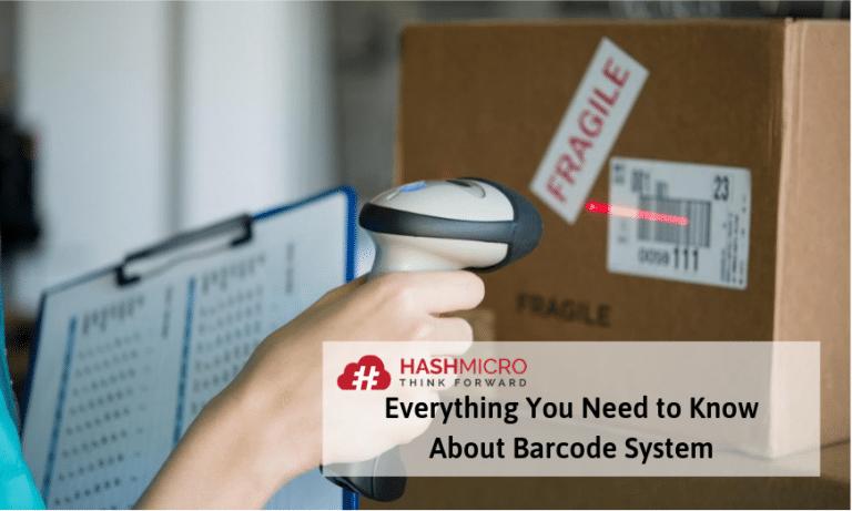 Mengenal Apa Itu Sistem Barcode