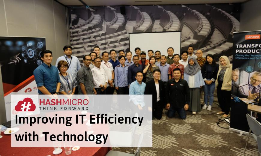 Meningkatkan Efisiensi Operasional IT dengan Teknologi