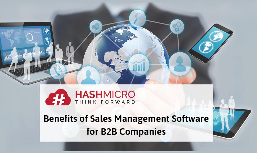 7 Manfaat Software Penjualan untuk Perusahaan B2B