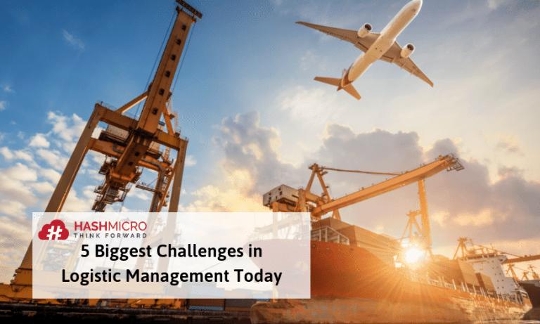 5 Tantangan Berat yang Dihadapi Manajemen Logistik